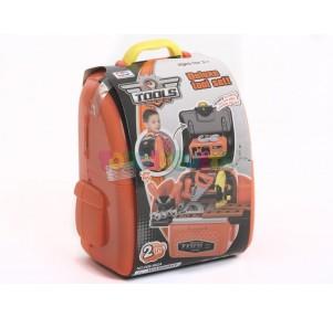 Banco de Trabajo mochila 28 cm Deluxe Tool Set