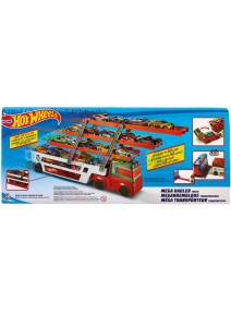Hot Wheels Megacamión