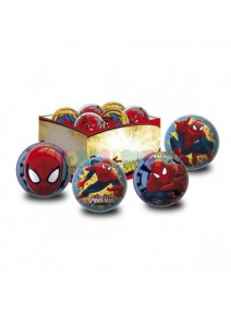 Pelota decorada Spiderman...