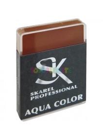 Maquillaje aqua color 15gr marrón 190/191