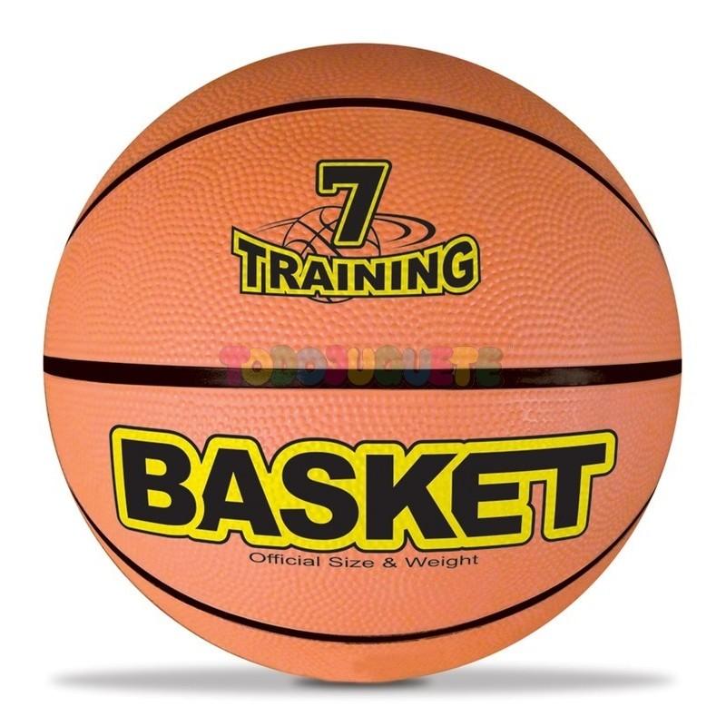 Comprar Balón basket training nº 7 Pelotas y balones online cd387f3c341f2
