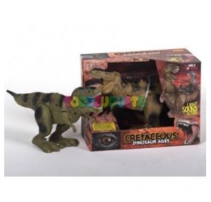 Dinosaurio andador 32 cm...