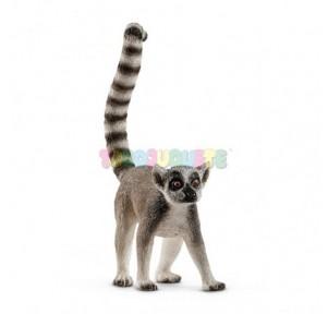 Figura Lémur de cola...