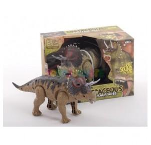Dinosaurio andador 22cm...