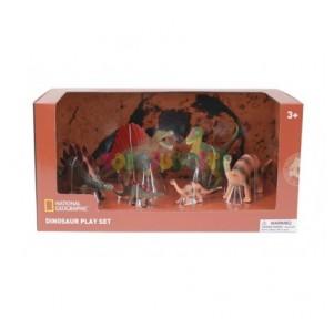 Set 6 Figuras Dinosaurios...