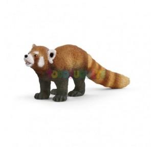 Figura Oso Panda Rojo Schleich