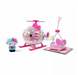 Hello Kitty Helicóptero