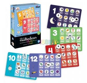 Juego Educativa Tablas de Multiplicar