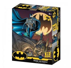 Puzzle lenticular DC Comics Batseñal 300 pzas