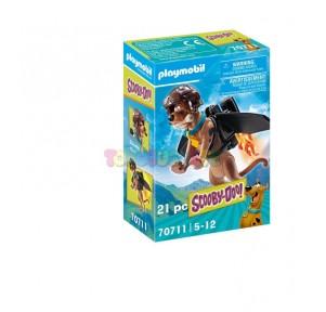 Scooby-Doo! Figura Piloto Playmobil