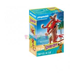 Scooby-Doo! Figura Socorrista Playmobil