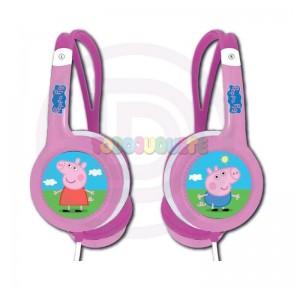 Auriculares Peppa Pig