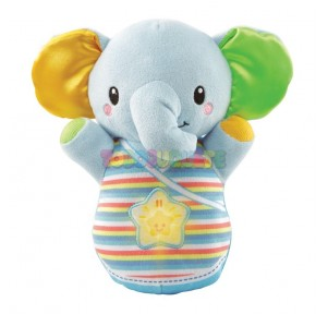 Peluche elefante Trompito Melodías (*)