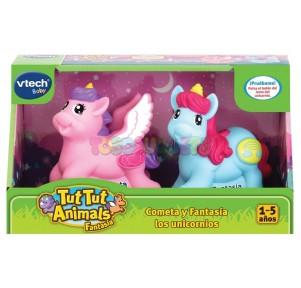 Tut Tut Animals Fantasía 2 unicornios