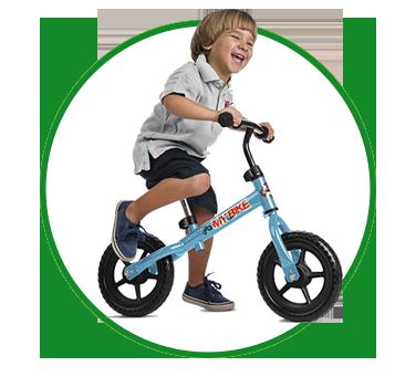 Deportes y bicicletas