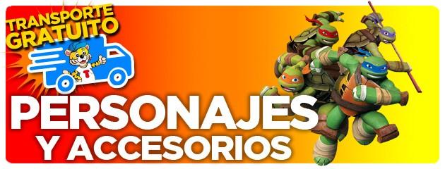Envío gratis en personajes y accesorios por importe superior a 10 €